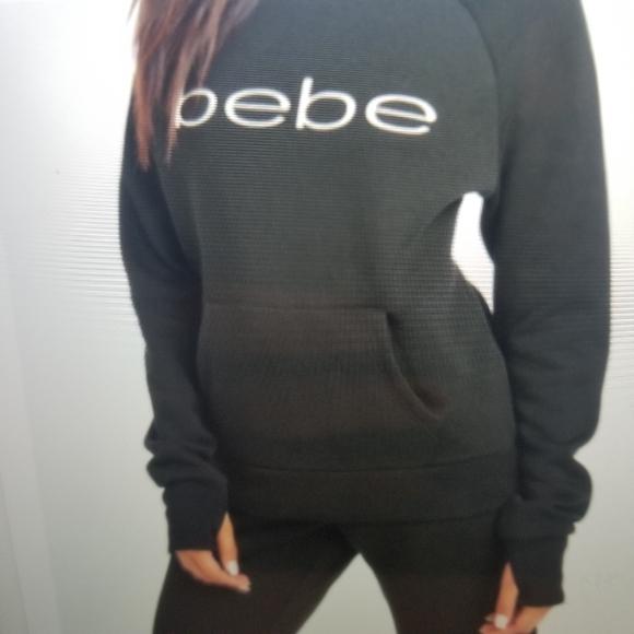 NWT Bebe Hoodie